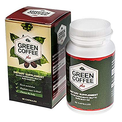 Dietalinea Green Coffee Hot&Cold